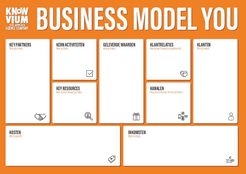 Duurzame inzetbaarheid, coaching, Business Model You